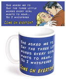 Everton Mug Krus