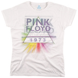 Women's: Pink Floyd - Dark Side Mist Shirt