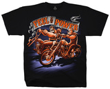 Popeye - Feel The Power T-shirts