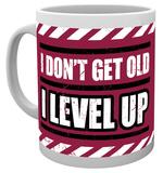 Gaming - I Level Up Mug Tazza