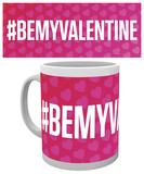 Valentines - Hashtag Mug Mugg