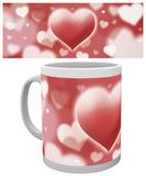 Valentines - Big Heart Mug Mugg