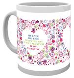 Valentines - Poem Mug Mugg