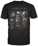 Elder Scrolls - Characters T-shirts