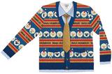 Long Sleeve: Baa Humbug Ugly Xmas Sweater Tee Mangas longas
