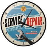 Service & Repair - Wall Clock Horloge