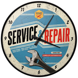 Service & Repair - Wall Clock Klokke