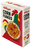 Kellogg's Corn Flakes Cornelius - Tin Box Novelty