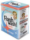 Flash Wash - Tin Box Rariteter