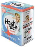 Flash Wash - Tin Box Novelty
