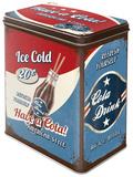 Have a Cola! - Tin Box Sjove ting