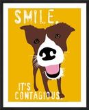 Smile Art by Ginger Oliphant