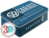 VW Garage - Tin Box Novelty