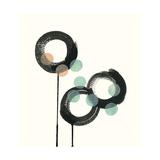 Zen Circles D Impressão giclée premium por Natasha Marie