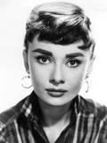 Audrey Hepburn, 1954 Foto