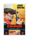 Chisum, 1970 Posters
