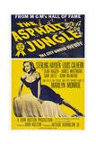 The Asphalt Jungle, 1950 Plakater