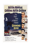 Diamond Head, 1963 Posters