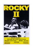 Rocky II, Carl Weathers, Sylvester Stallone, 1979 Poster