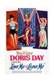 Love Me or Leave Me, Doris Day, 1955 Prints