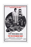 They Call Me Mister Tibbs!, Sidney Poitier, 1970 Pôsters