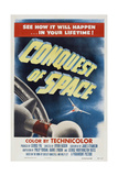 Conquest of Space, 1955 Posters
