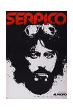 Serpico, Al Pacino, 1973 Posters