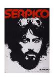 Serpico, Al Pacino, 1973 Plakater