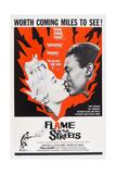 Flame in the Streets, Sylvia Syms, Johnny Sekka, 1961 Prints