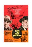 Ride the High Country, Randolph Scott, Joel Mccrea, Mariette Hartley, 1962 Prints