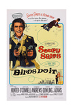 Birds Do It, Soupy Sales, 1966 Poster