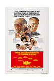 The Towering Inferno, 1974 Posters