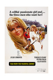 Far from the Madding Crowd, Julie Christie, Peter Finch, Terence Stamp, Alan Bates, 1967 Posters