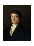 Composer Gioacchino Rossini Prints by Vincenzo Camuccini