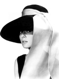 Breakfast at Tiffany's, Audrey Hepburn, 1961 Photographie