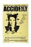 Accident, from Left: Dirk Bogarde, Jacqueline Sassard, Stanley Baker, 1967 Posters