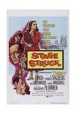 Stage Struck, Susan Strasberg, 1958 Plakater