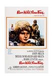 Run Wild, Run Free, from Left: Sylvia Syms, Mark Lester, John Mills, Fiona Fullerton, 1969 Prints