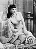 The Ten Commandments, Anne Baxter, 1956 Photo