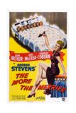The More the Merrier, Jean Arthur, 1943 Prints