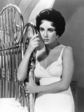 Cat on a Hot Tin Roof, Elizabeth Taylor, 1958 Photo