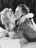 Free and Easy, Anita Page, Buster Keaton, 1930 Photo
