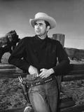 Rawhide, Tyrone Power, 1951 Foto