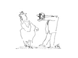 New Yorker Cartoon Premium Giclee Print by William Steig