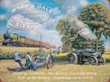 Ward & Dale Sleaford Blechschild
