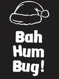 Bah Humbug ! Blechschild