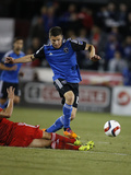 MLS: San Jose Earthquakes at FC Dallas Foto af Matthew Emmons