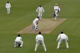 Cricket Action Fotografisk trykk av Lance Bellers