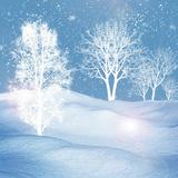 Winter Landscape Posters por  alenalihacheva