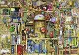 The Bizarre Bookshop 2 1000 Piece Puzzle Quebra-cabeça